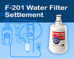 f-201 Water Filter Settlement Program
