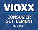 Nationwide Vioxx Consumer Settlement logo
